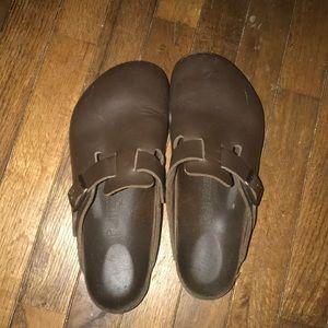 Birkinstock Boston Clog Size 41 men's 8 women's 10